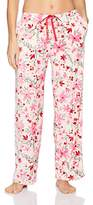 Hue Women's Flurry Floral Pajama Pant With Pockets
