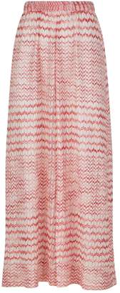 Missoni Mare Zig Zag Wide-Leg Trousers