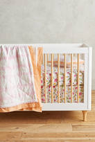 Anthropologie Gingham Toddler Quilt & Playmat