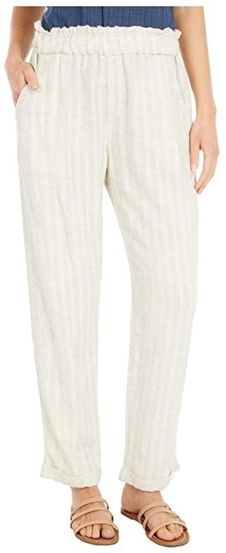 Rip Curl Surf Shack Solid Pants (Natural) Women's Casual Pants