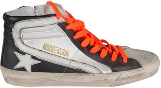Golden Goose Slide Double Quarter Sneakers