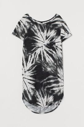 H&M Short T-shirt Dress