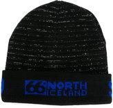 Soulland Meets 66 North' beanie