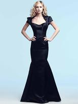 Mac Duggal Evening Gowns - 48172 in Black