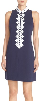 Lilly Pulitzer 'Callista' Ottoman Sheath Dress