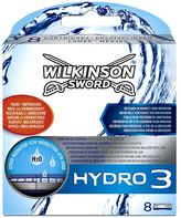 Wilkinson Sword Hydro 3 refill 8 pack