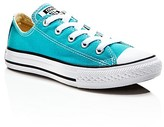 Converse Unisex All Star Low Top Sneakers - Toddler, Little Kid
