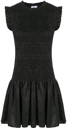 Sir. Emile ruched mini dress