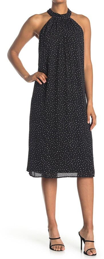 Thumbnail for your product : Collective Concepts Sleeveless Woven Midi Dress