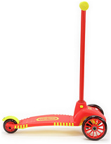 Little Tikes Learn to Turn Scooter - Red and Yellow
