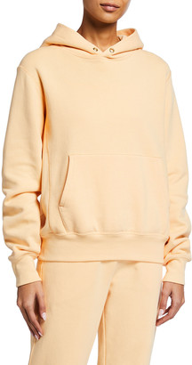 A.L.C. Sonia Hooded French Terry Sweatshirt