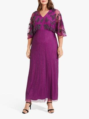 Studio 8 Selene Beaded Maxi Dress