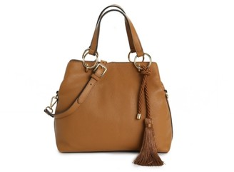 Vince Camuto Lalla Leather Satchel