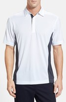 Cutter & Buck 'Willows' Colorblock DryTec Polo