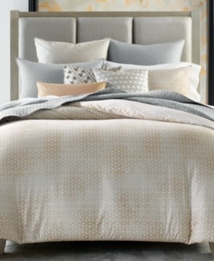 Hotel Collection Bedford Geo Full/Queen Comforter Bedding