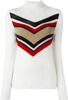 Giambattista Valli striped jumper