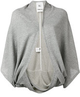 Lost & Found Rooms - concept cardigan - women - Cotton/Spandex/Elastane/Viscose - XS