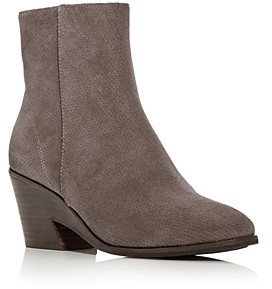 Gentle Souls by Kenneth Cole Women's Blaise Wedge Block-Heel Booties