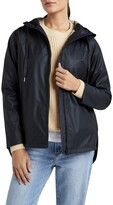 Thumbnail for your product : French Connection Curved Hem Raincoat