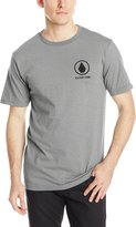 Volcom Men's Move On T-Shirt, Heather Grey