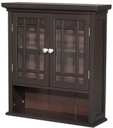 Elegant Home Fashions Neal Wall Cabinet