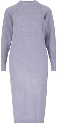 Salanida Nove Sweater Dress - Light Lavender