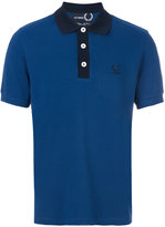 Fred Perry Pique polo shirt - men - Cotton - 36