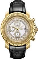 JBW Men's Titus 18K Gold & Mother of Pearl Watch, 48mm