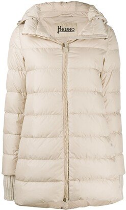 Herno Long Line Puffer Jacket