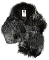 Fendi Women's Genuine Fox Fur Wrap