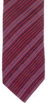 Gucci Striped GG Tie