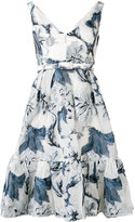Erdem - floral print dress - women -