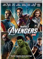 Disney Marvel's The Avengers DVD