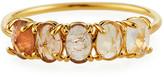 Tai Birthstone Rock Crystal Ring, Size 6 & 7