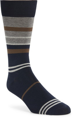 Nordstrom Stripe Dress Socks