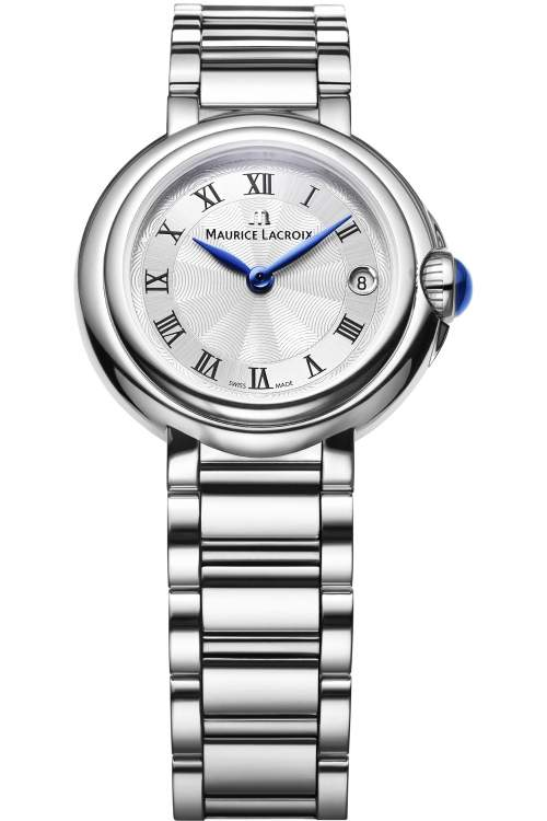 Maurice Lacroix Ladies Fiaba Round Watch FA1003-SS002-110