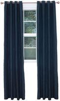 Asstd National Brand Cambridge Home Wavy 2-Pack Grommet-Top Curtain Panels