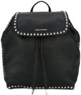 DSQUARED2 studded backpack - women - Calf Leather - One Size