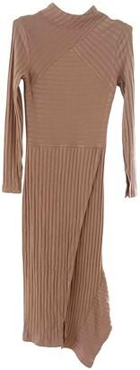 Aeryne Beige Dress for Women