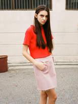 Red Full Skirt - ShopStyle