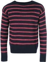 Prada striped jumper