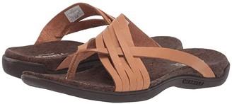 Merrell District Mahana Post (Natural Tan) Women's Shoes