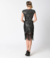 flapper style dress h&m dolphin mall