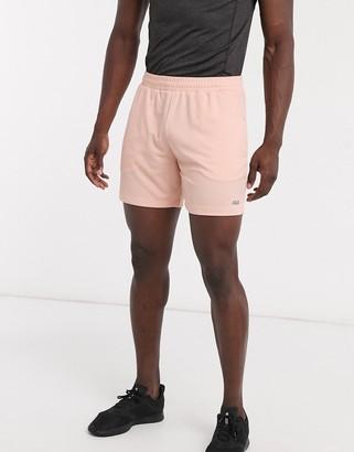 ASOS 4505 training shorts in pink