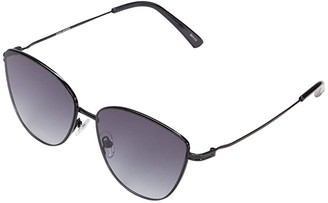 Steve Madden Briana (Black) Fashion Sunglasses