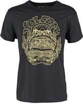 Volcom Print Tshirt Black