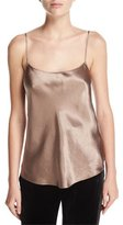 Vince Satin Camisole, Coffee