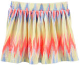 Osh Kosh Zig-Zag Stripe Scooter Skirt