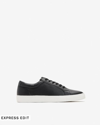 Express Side Perforated Tab Sneakers
