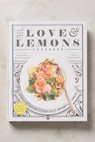Anthropologie The Love And Lemons Cookbook